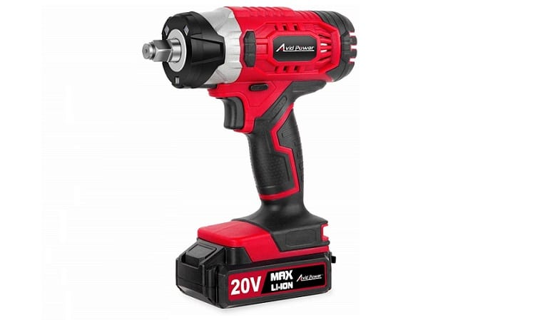 Avid Power Cordless Impact Wrench Review