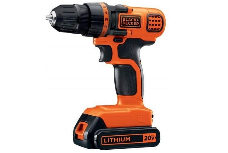 BLACK+DECKER 20V MAX Cordless Drill Review