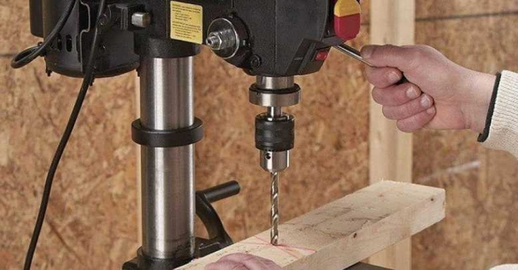 Benchtop Drill