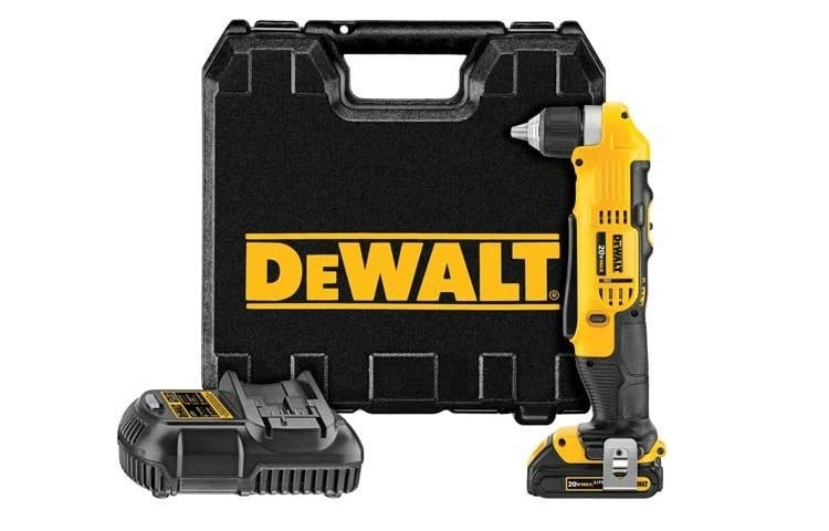 DEWALT 20V MAX Right Angle Cordless Drill Review