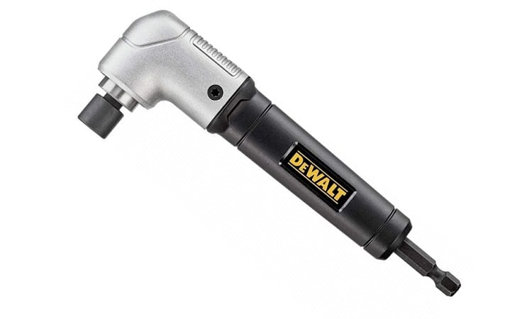DEWALT Right Angle Attachment - Impact Ready - DWARA120 Review