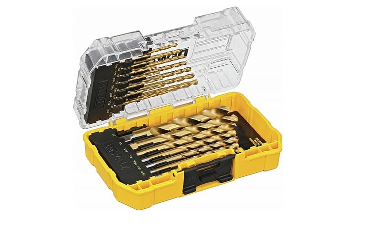 DEWALT Titanium Drill Bit Set, 21-Piece (DW1342) Review