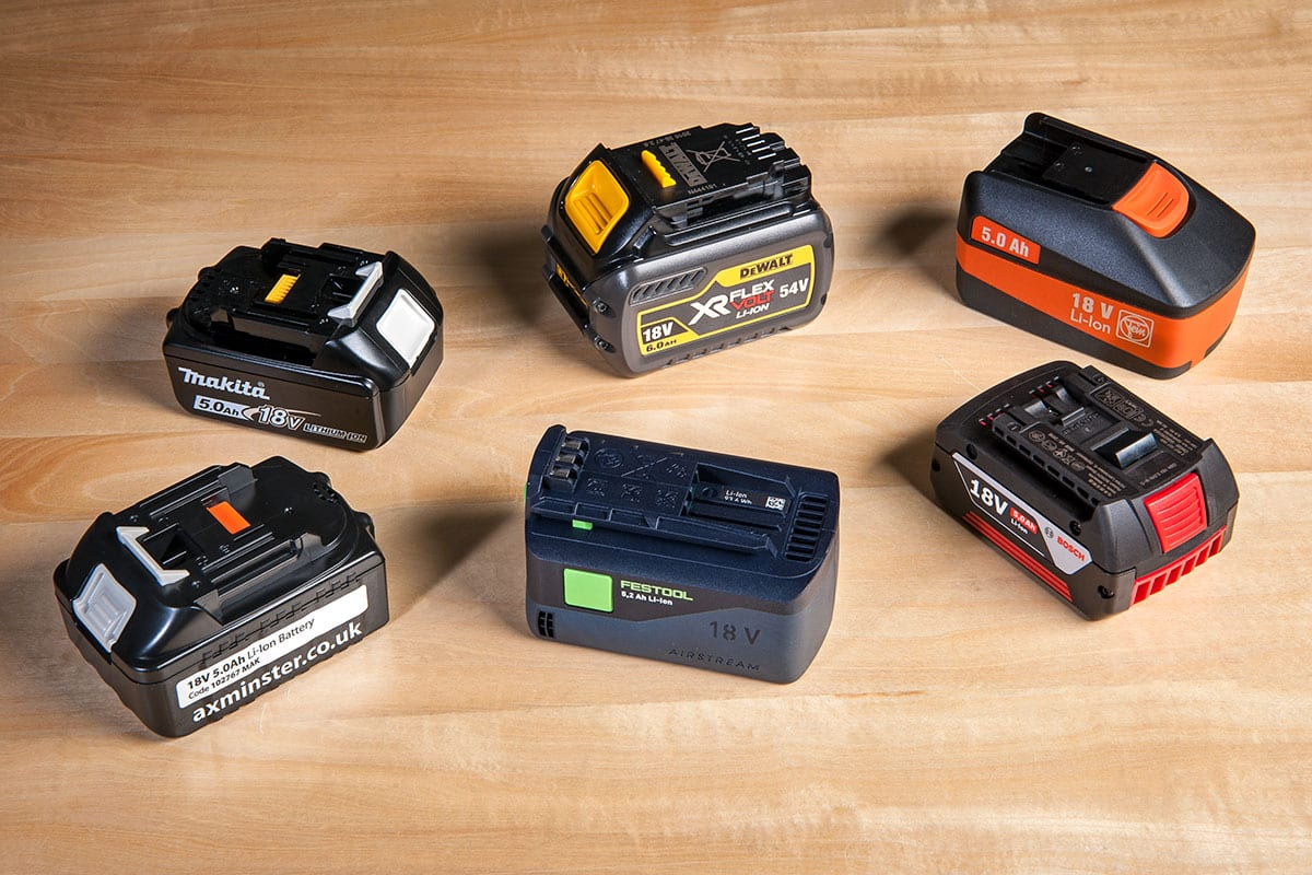 Batteries Different