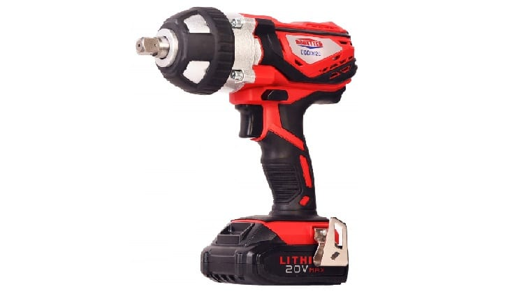 Dobetter DBCIW20 Cordless Impact Wrench Review