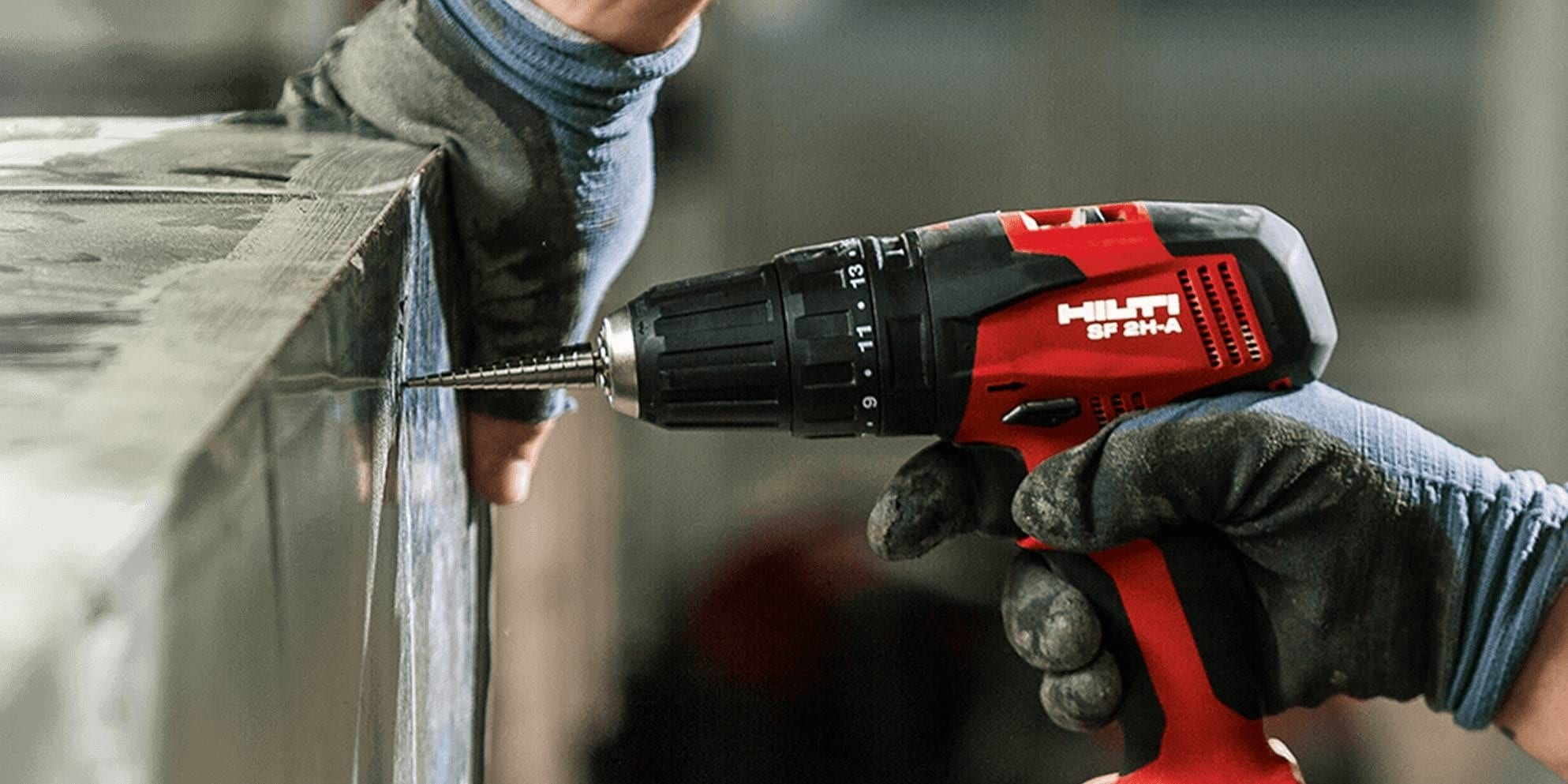 Drilling Into Metal with a Cordless Drills