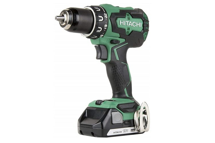 Hitachi DS18DBFL2 18V Drill Review