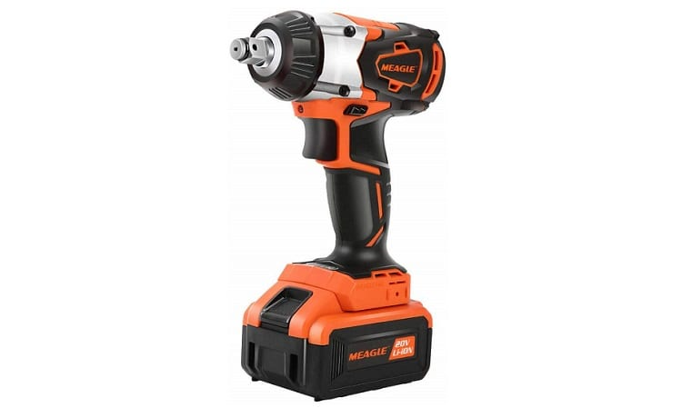 "Meagle 1/2"" Cordless Impact Wrench  Review"