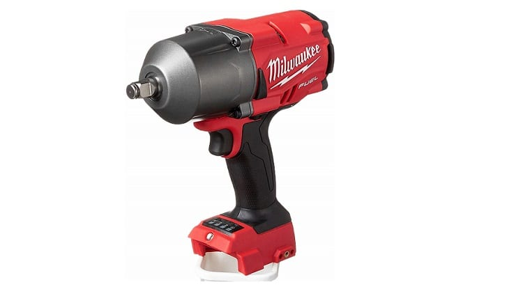 Milwaukee 2767-20 M18 Fuel High Torque 1/2-Inch Impact Wrench Review