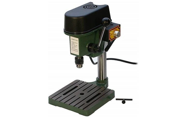 Small Benchtop Drill Press  DRL-300.00 Review
