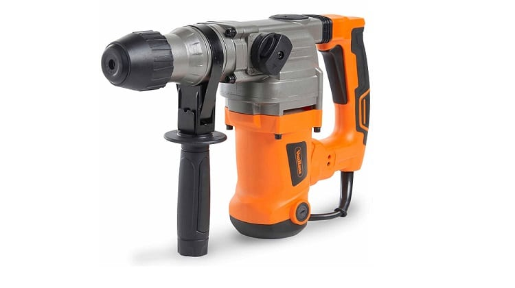 VonHaus 10 Amp Electric Rotary Hammer Drill with Vibration Control Review