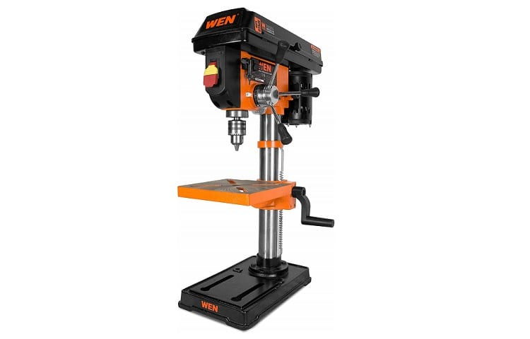 WEN 4210T 10 In. Drill Press with Laser Review