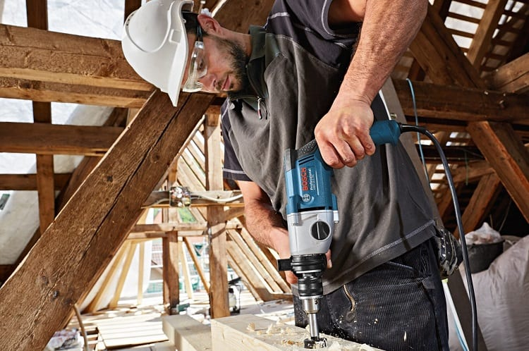 corded drills for professional carpenter