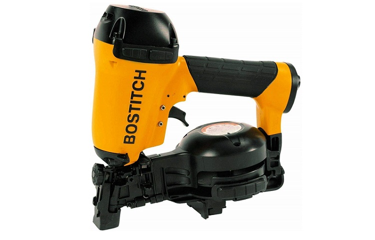 BOSTITCH Coil Roofing Nailer Review
