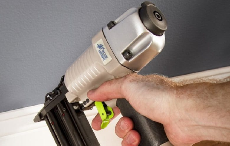 CAN I USE A BRAD NAILER FOR BASEBOARDS?