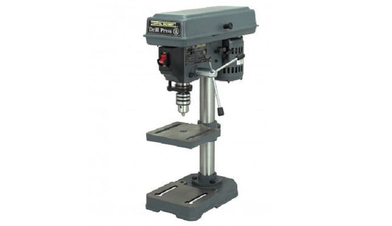 CENTRAL MACHINERY FIVE-SPEED DRILL PRESS