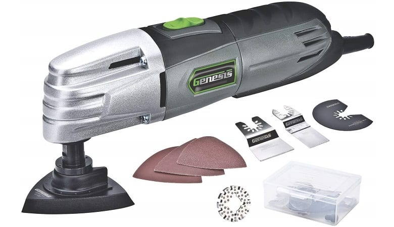 GENESIS GMT15A OSCILLATING TOOL