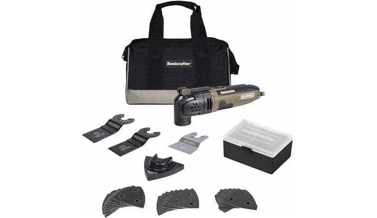 ROCKWELL 3.0 AMP SONICRAFTER OSCILLATING TOOL