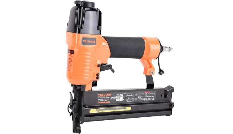 VALU-AIR 2 IN 1 BRAD NAILER AND STAPLER