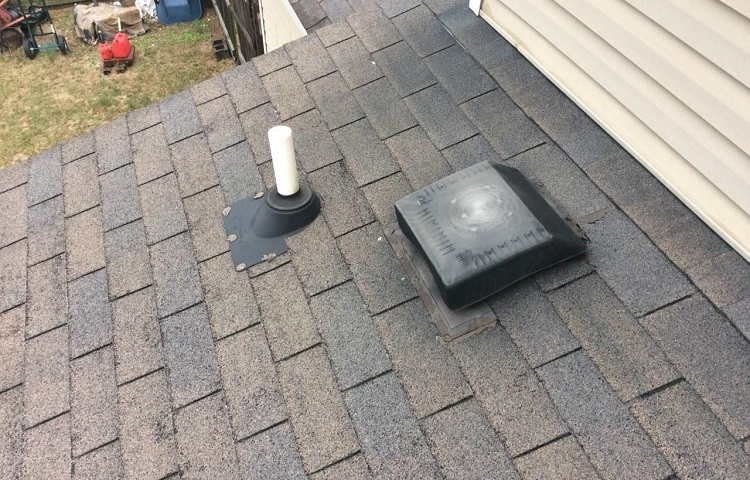 ventilation and plumbing boot