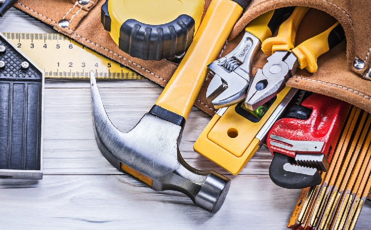 Tools needed for roof repair