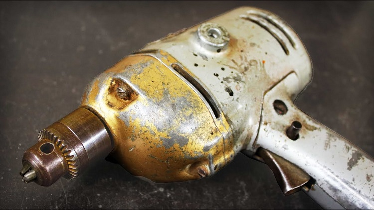 Old Cordless Drill